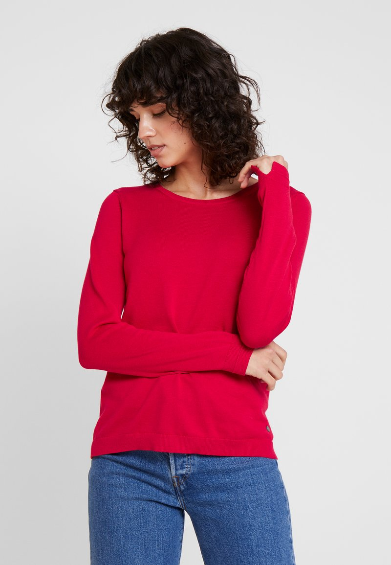 Esprit - Sweter - red