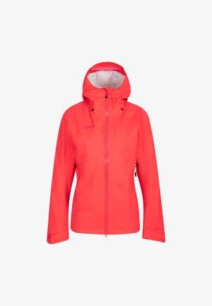 KENTO HS - Hardshell jacket - sunset