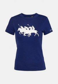 TEE SHORT SLEEVE - Print T-shirt - fall royal