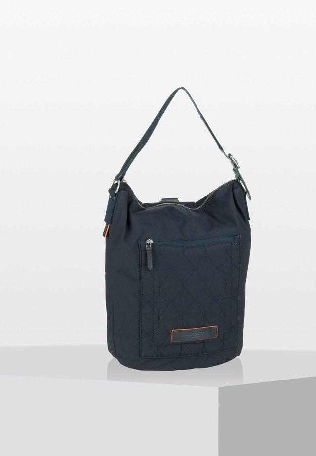 Handbag - dark blue
