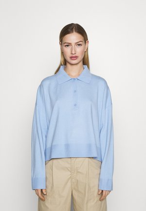 MONIQUE - Jumper - light blue
