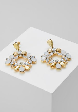 PCPEARLI EARRINGS - Earrings - gold-coloured/multi