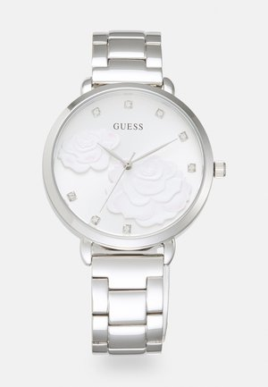 SPARKLING ROSE - Watch - silver-coloured