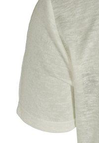 Zizzi - Basic T-shirt - off-white - 5