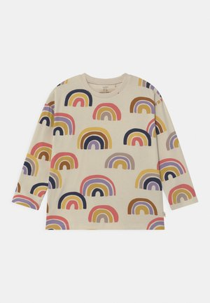 MINI RAINBOW UNISEX - Longsleeve - light beige