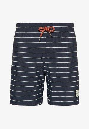 BJORN 21 JR - Swimming trunks - ground blue