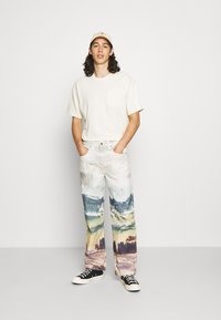 Jaded London - LANDSCAPE SKATE - Jeans relaxed fit - multi - 1