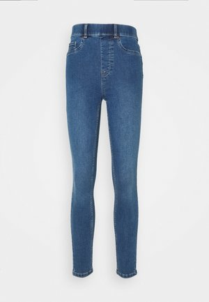LIFT AND SHAPE - Jeggings - mid blue