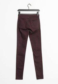 Vila - Jeans Skinny Fit - red - 1