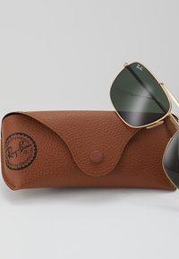 Ray-Ban - THE COLONEL - Okulary przeciwsłoneczne - gold-coloured - 3