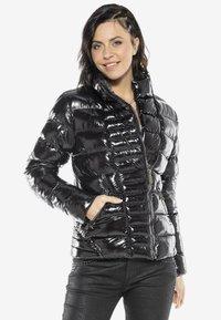 Cipo & Baxx - Winter jacket - black - 7