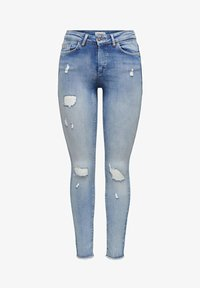 ONLY - ONLBLUSH LIFE - Jeans Skinny Fit - light blue denim - 6
