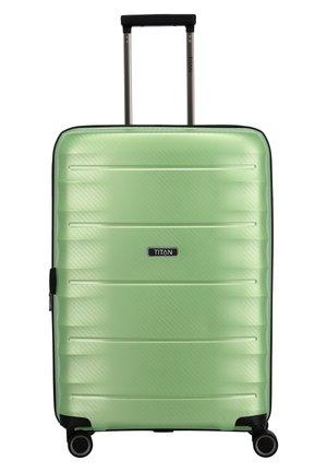 HIGHLIGHT - Trolley - green metallic