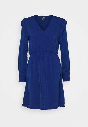 VMWIGGA SHOULDER TUNIC - Day dress - sodalite blue