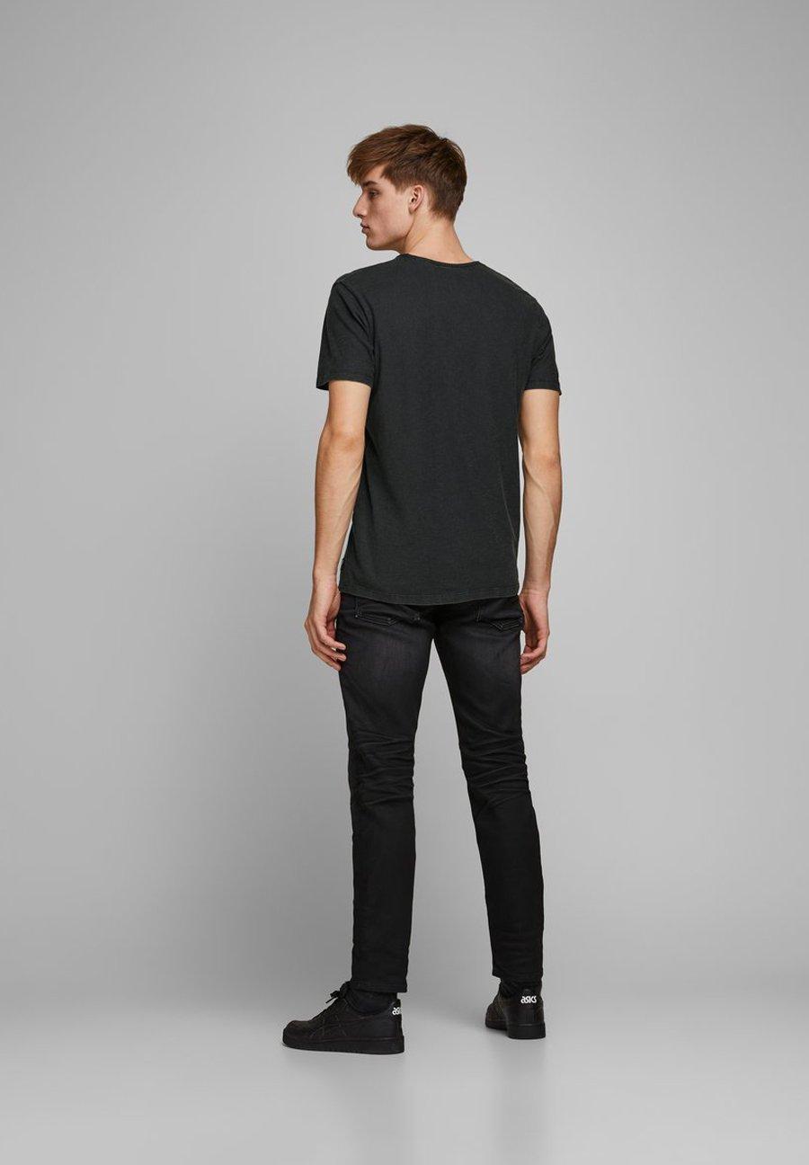 Jack & Jones PREMIUM Basic T-shirt - black y0lpx