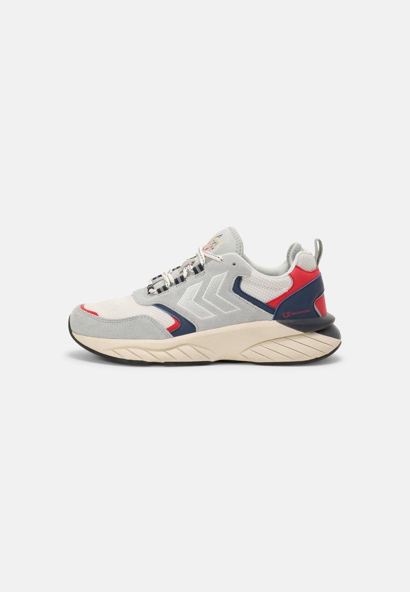 Hummel - MARATHONA REACH LX UNISEX - Sneakers - white/lunar rock