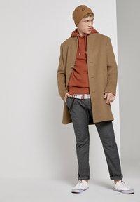 TOM TAILOR DENIM - Classic coat - hay beige - 1