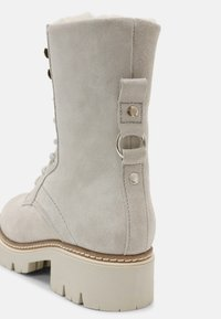 Tamaris - Lace-up ankle boots - light grey - 7