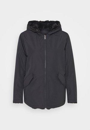ANORAK REVERS  - Zimní bunda - black