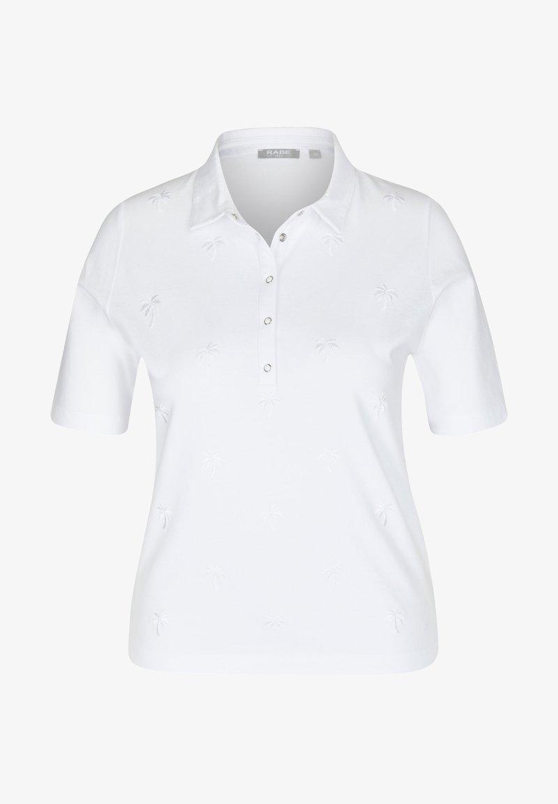 Rabe 1920 - Polo shirt - white