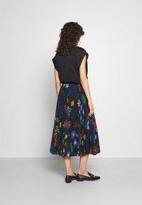 Paul Smith - PLEATED SKIRT - Pleated skirt - black - 2