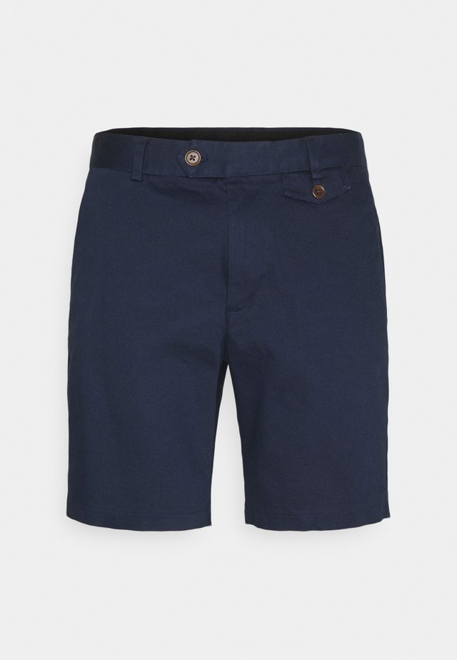 TRICKER - Shorts - ensign blue