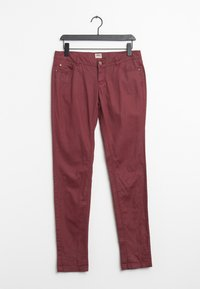 ONLY - Trousers - red - 0