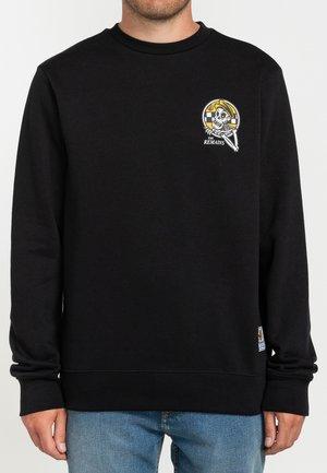 Sweater - flint black