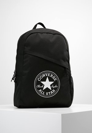 SCHOOLPACK XL - SPEEDBACKPACK + PENCIL CASE SET - Rucksack - black