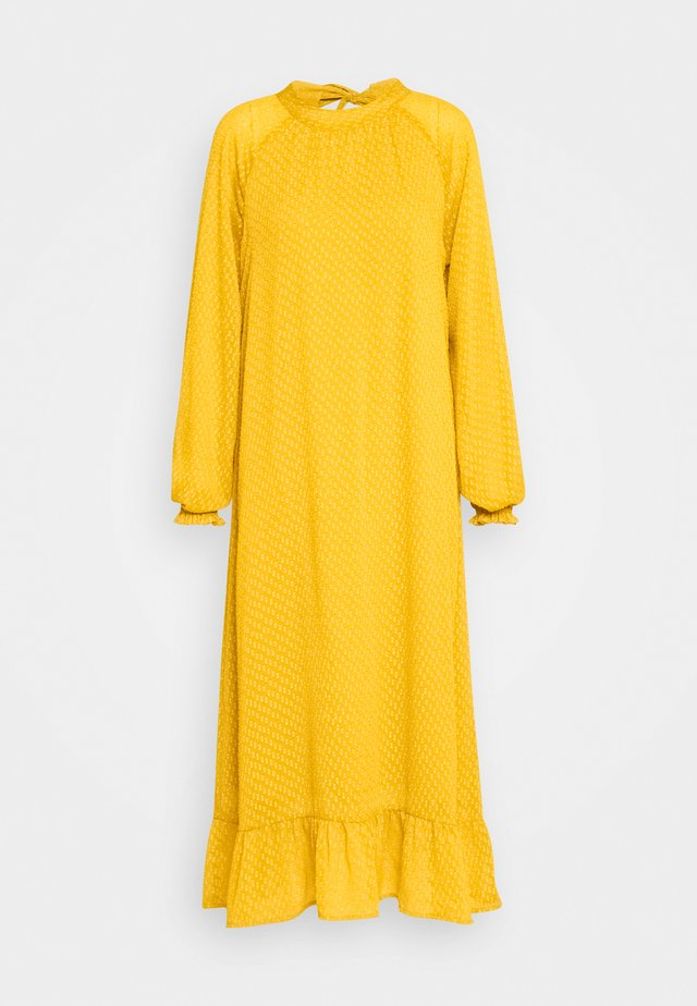 ELLE SERENA DRESS - Day dress - autumn yellow