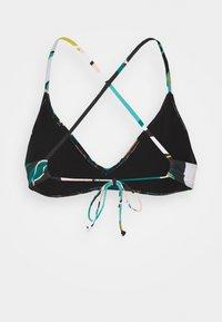 Roxy - BEACH CLASSICS - Bikinitop - anthracite - 1