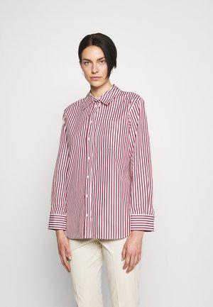 PANCA - Košile - bordeaux