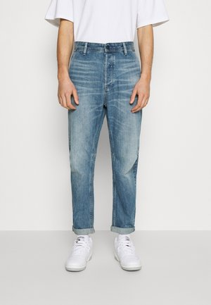 GRIP 3D RELAXED TAPERED - Relaxed fit -farkut - kir broken twill o - faded tide