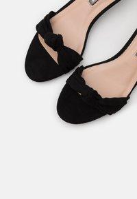Dorothy Perkins - SUNSHINE  - Sandals - black - 5