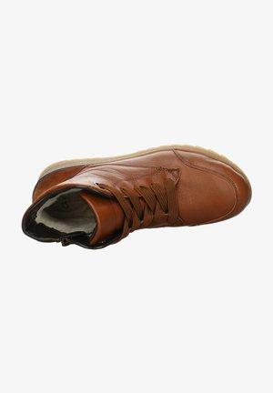 OSAKA  - Lace-up ankle boots - braun