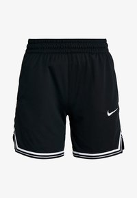 Nike Performance - ELITE SHORT - Sports shorts - black/white - 3