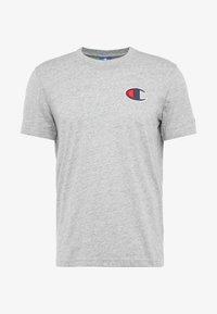 Champion - CREWNECK - Print T-shirt - grey - 4