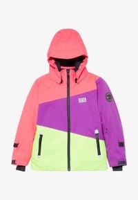 LEGO Wear - LWJODIE 701  - Snowboard jacket - coral red - 4