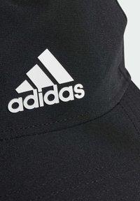 adidas Performance - AEROREADY BASEBALL CAP - Keps - black - 3