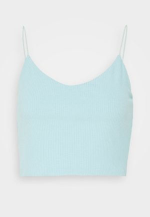 MITZI SINGLET - Top - dusty blue