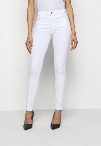 J Brand - MARIA  - Jeans Skinny Fit - blanc - 0