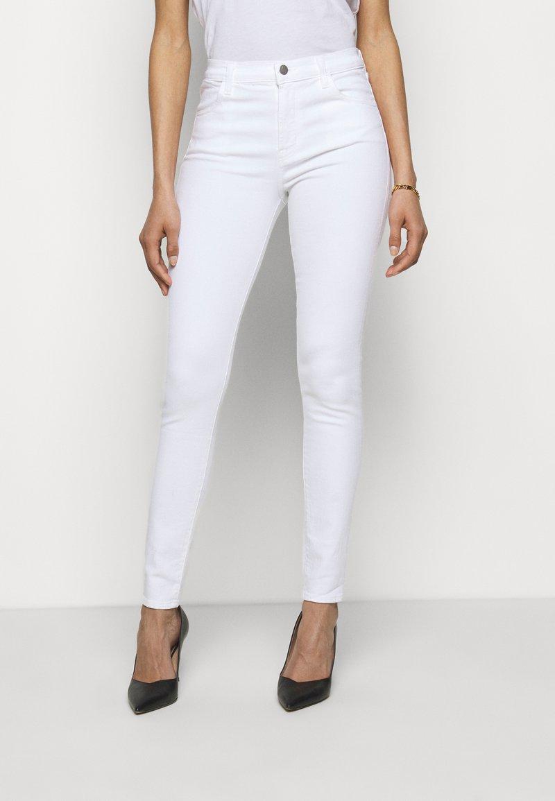J Brand - MARIA  - Jeans Skinny Fit - blanc