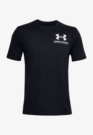 PERFORMANCE BIG LOGO - Camiseta de deporte - black