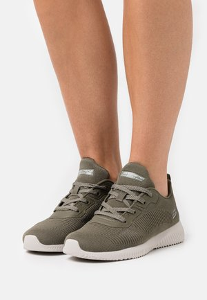 BOBS SQUAD - Trainers - olive reflective