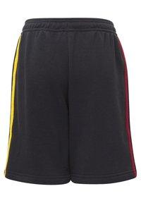 adidas Performance - FEF SPANIEN SHORT UNISEX - Oblečení národního týmu - black - 1