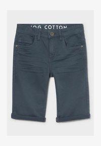 C&A - Denim shorts - dark blue - 0