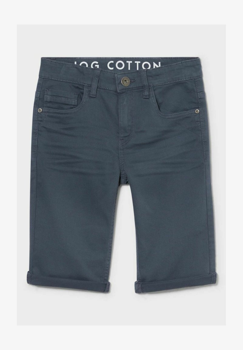 C&A - Denim shorts - dark blue