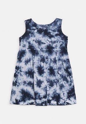 TODDLER GIRL TANK - Žerzejové šaty - blue