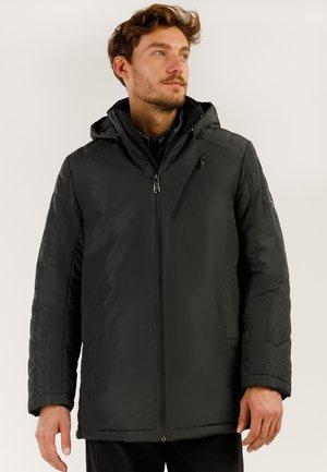 MIT MODISCHEM DESIGN - Winter jacket - graphite