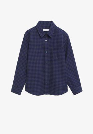 GERUIT - Shirt - blauw